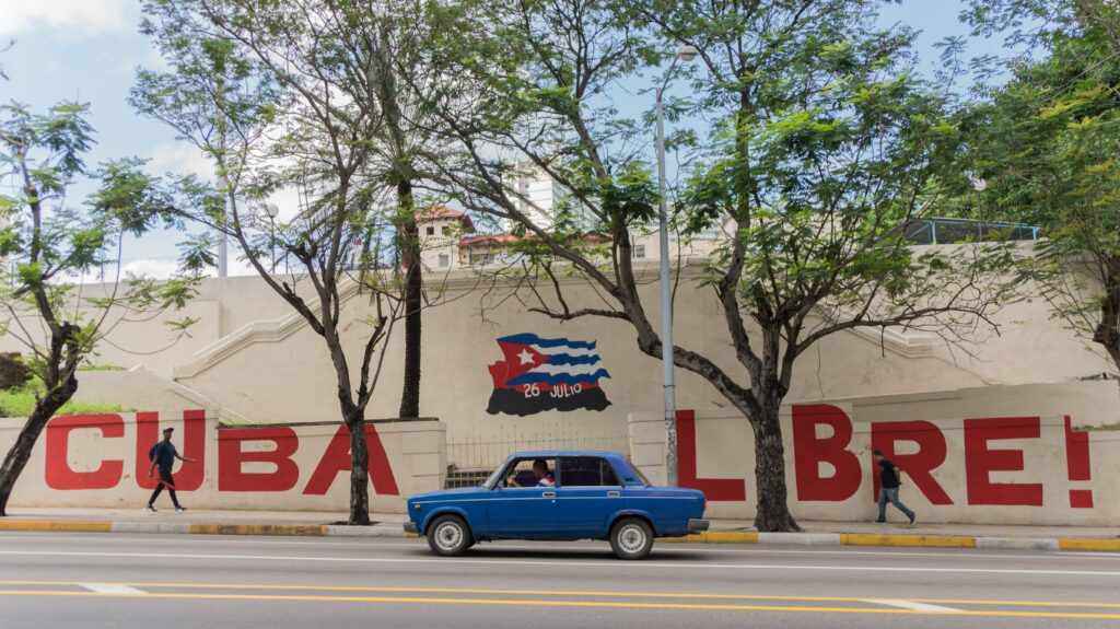 Cuba Libre czyli wolna Kuba